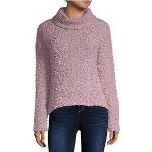Junior Women's Turtleneck Sweater